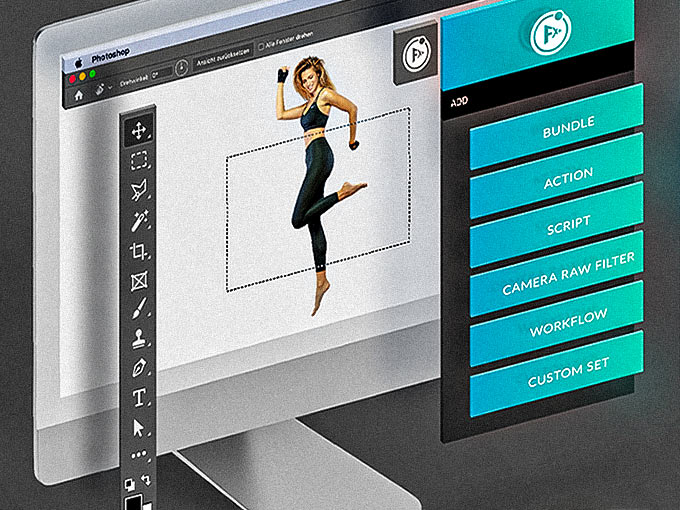 Edit like a Photoshop pro with the FX-Panel